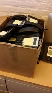 CBEI VOIP phones